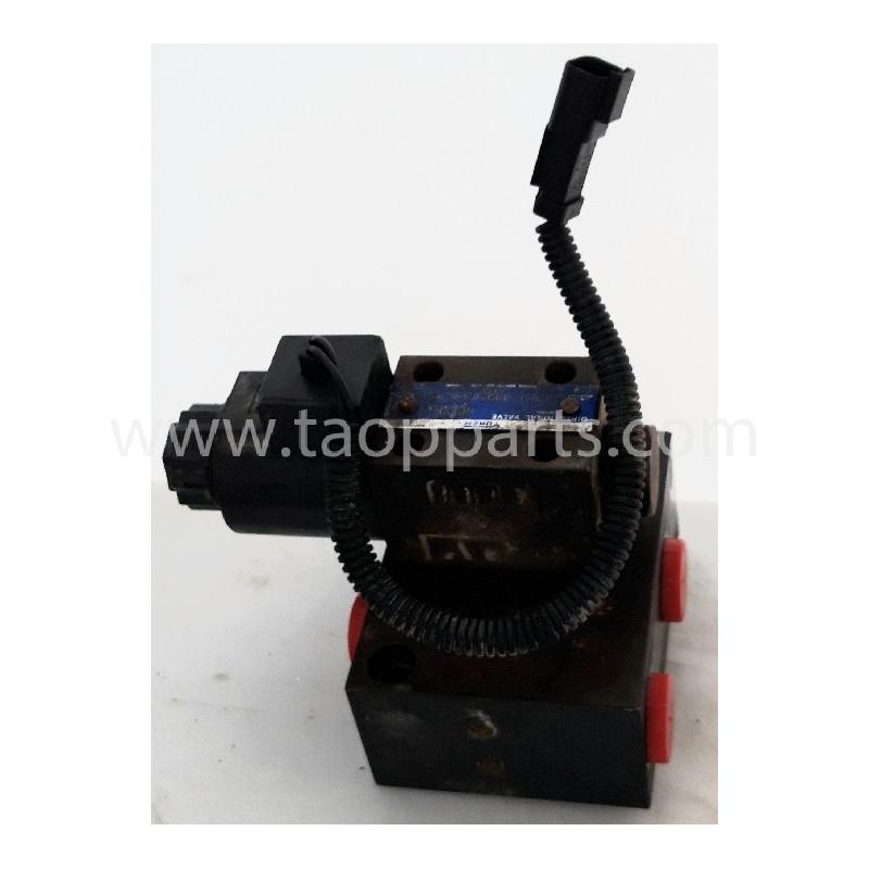 Valvula 569-43-83171 para Dumper Rigido Extravial Komatsu HD 465-7 · (SKU: 58381)