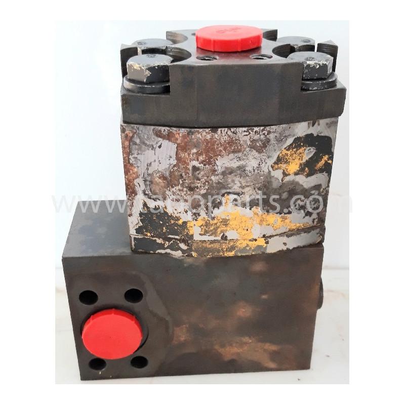 Valvula usada Komatsu 569-61-82310 para HD 465-7 · (SKU: 58383)
