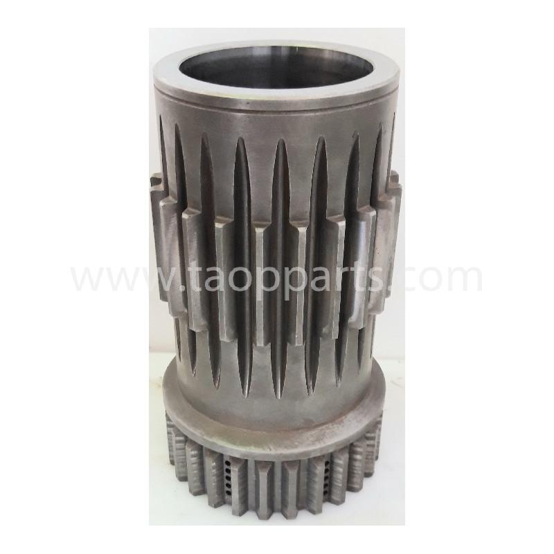 Engranaje de ejes 714-12-12620 para Pala cargadora de neumáticos Komatsu WA380-3 · (SKU: 58386)