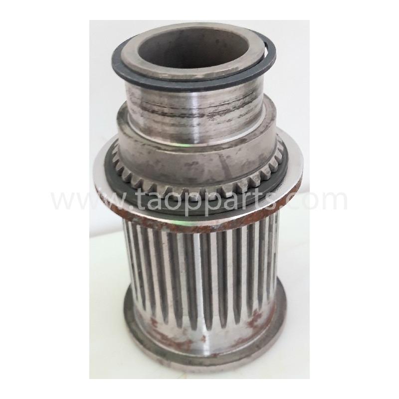 engranaje essieu 714-45-13220 pour Chargeuse sur pneus Komatsu WA380-3 · (SKU: 58391)