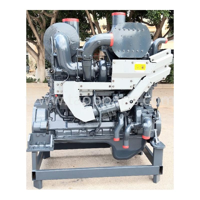 Komatsu Engine 6261-A0-HH12 for WA500-6 · (SKU: 56700)