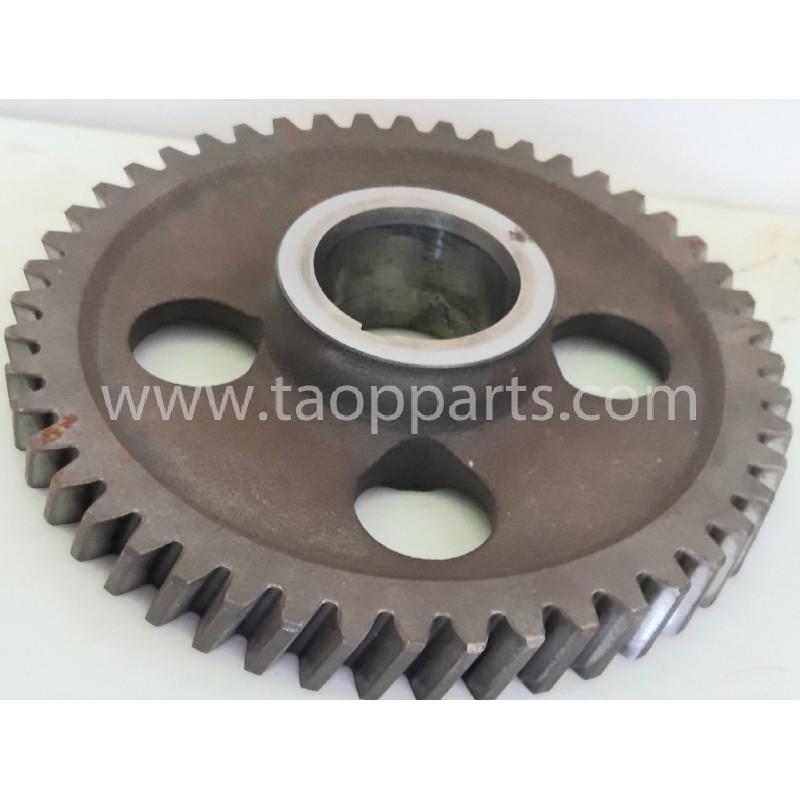 Engranaje de distribucion 6214-41-1130 para Pala cargadora de neumáticos Komatsu WA600-3 · (SKU: 58428)