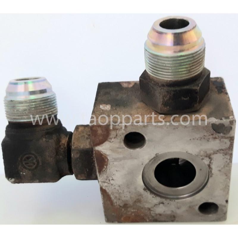Valvula 714-12-18330 para Pala cargadora de neumáticos Komatsu WA380-3 · (SKU: 58437)