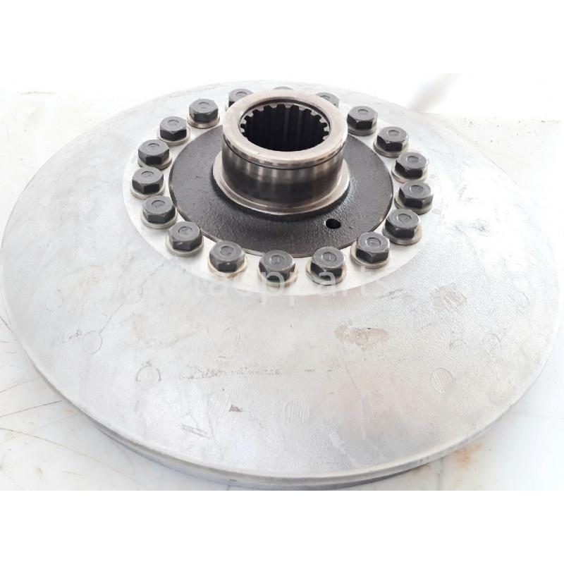 Essieu transmission Komatsu 711-50-41531 pour Chargeuse sur pneus WA380-3 · (SKU: 58508)