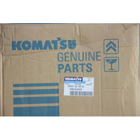 Komatsu Turbocharger 6505-52-5510 for machines · (SKU: 270)
