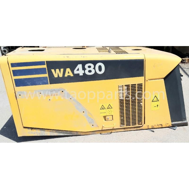 Capot Komatsu 421-54-H1A01 pour WA480-5H · (SKU: 57674)