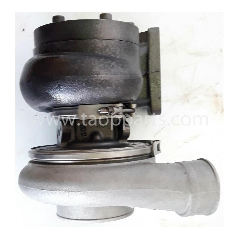 Turbocompresor 6156-81-8110 para Pala cargadora de neumáticos Komatsu WA470-5H · (SKU: 58532)