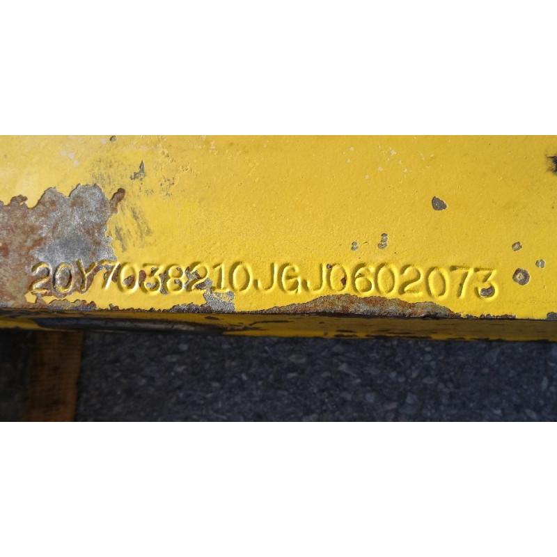 Balancín usada Komatsu 20Y-70-38210 para PC210-8 · (SKU: 1096)