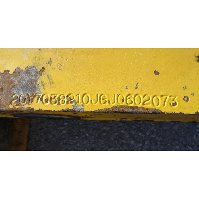 Balancier [usagé usagée] Komatsu 20Y-70-38210 pour PC210-8 · (SKU: 1096)