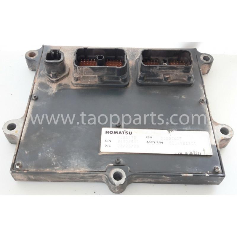 Controlador 600-462-1100 para Pala cargadora de neumáticos Komatsu WA500-6 · (SKU: 58557)