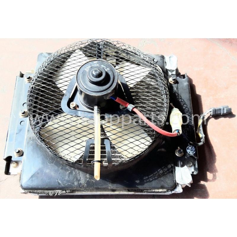Conjunto de ventilación Komatsu 421-07-31230 de Pala cargadora de neumáticos WA400-5H · (SKU: 58588)