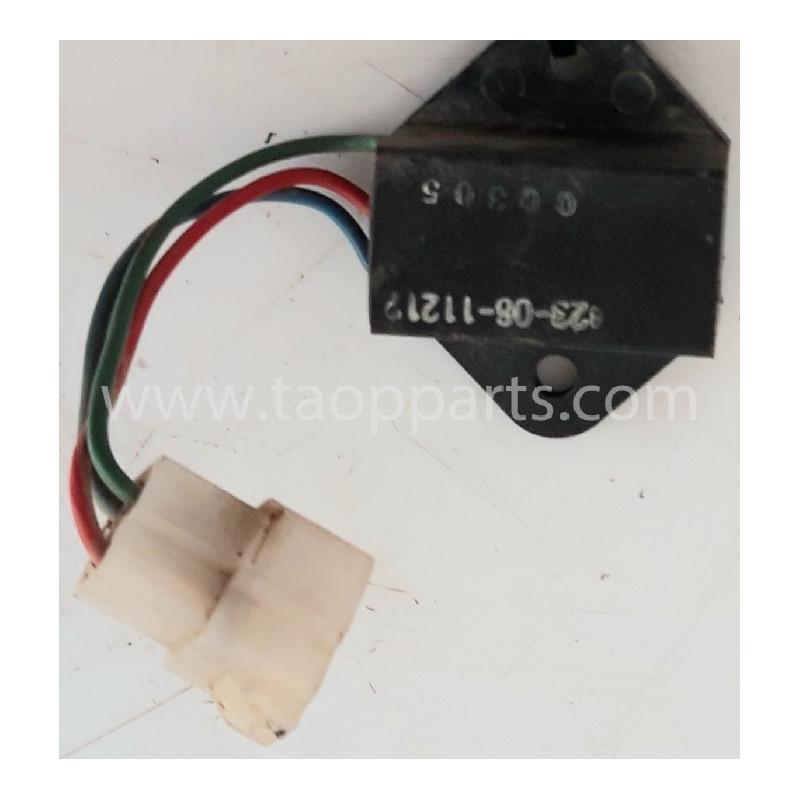 Sensor Komatsu 423-06-11212 de Bulldozer de cadenas D155AX-5 · (SKU: 58614)