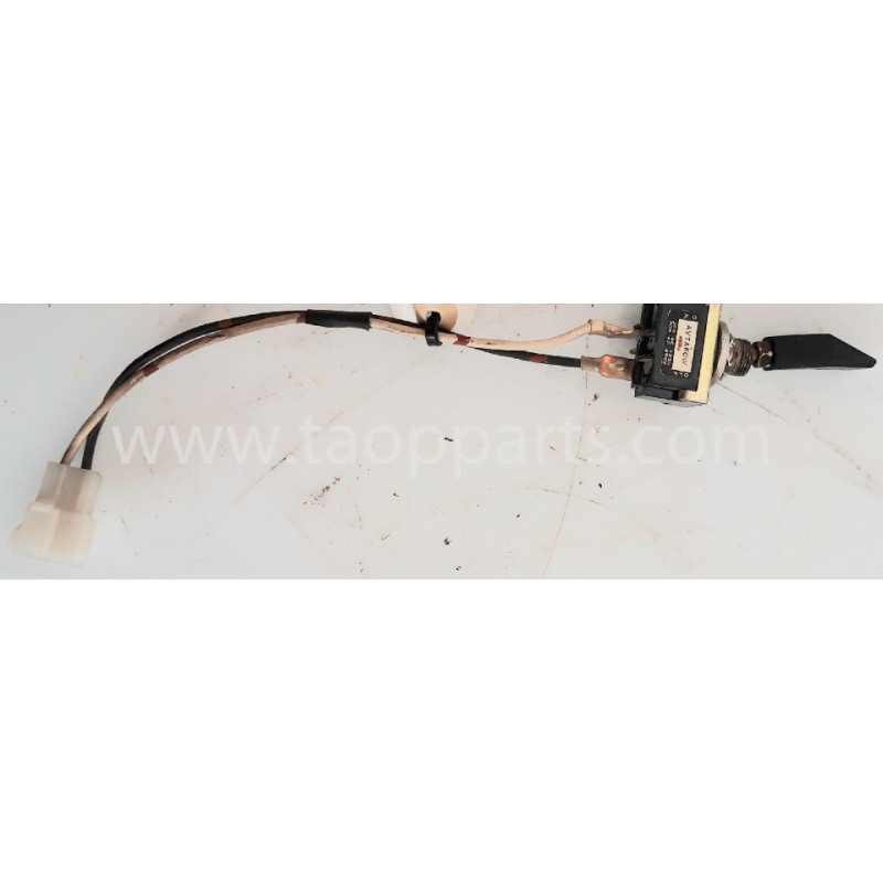 Interruptor Komatsu 426-06-11423 para WA600-1 · (SKU: 58616)