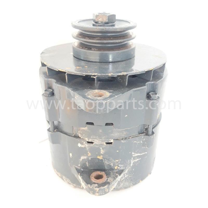 Alternador usado 600-821-9530 para Pala cargadora de neumáticos Komatsu · (SKU: 58619)