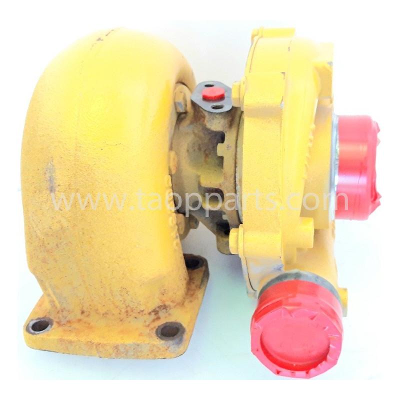 Turbocompresor 6222-83-8171 para Bulldozer de cadenas Komatsu D65EX-12 · (SKU: 58628)