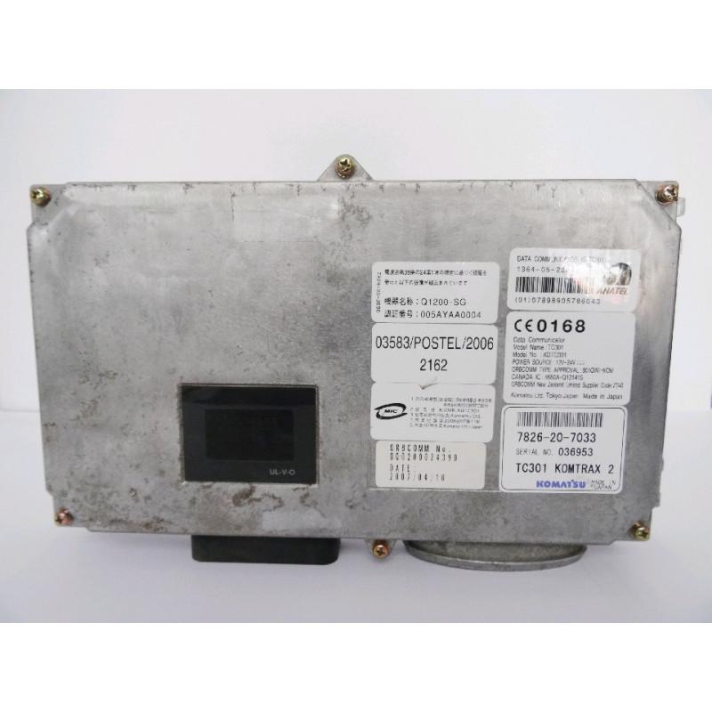 Komatsu Controller 7826-20-7035 for WA470-6 · (SKU: 1124)