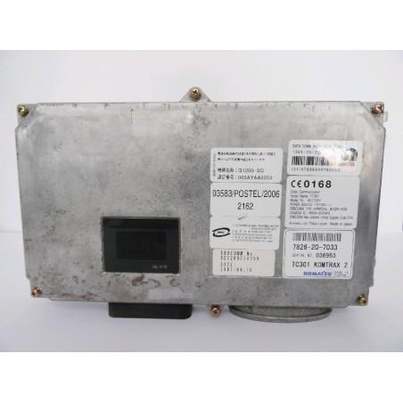 Controlador Komatsu 7826-20-7035 para WA470-6 · (SKU: 1124)