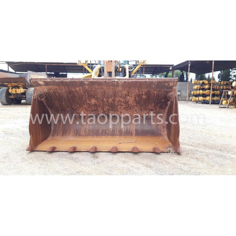 Cazo o Cuchara Komatsu 425-71-H2800 de Pala cargadora de neumáticos WA500-6 · (SKU: 58717)
