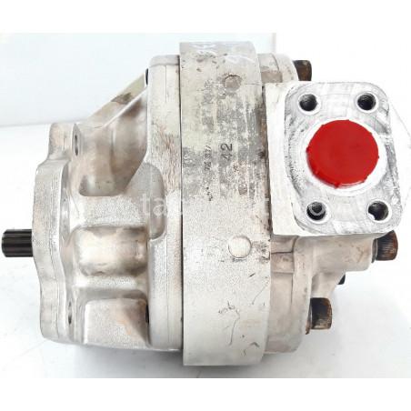 Bomba 705-21-42120 para Pala cargadora de neumáticos Komatsu WA480-6 · (SKU: 5387)