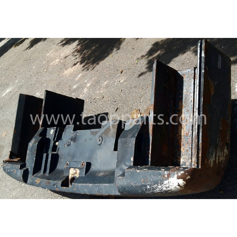 Contrapeso 423-46-45110 para Pala cargadora de neumáticos Komatsu WA380-6 · (SKU: 58151)