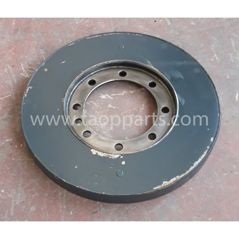 Damper Komatsu 6251-31-8100 pour Dumper articulé HM300-2 · (SKU: 57705)
