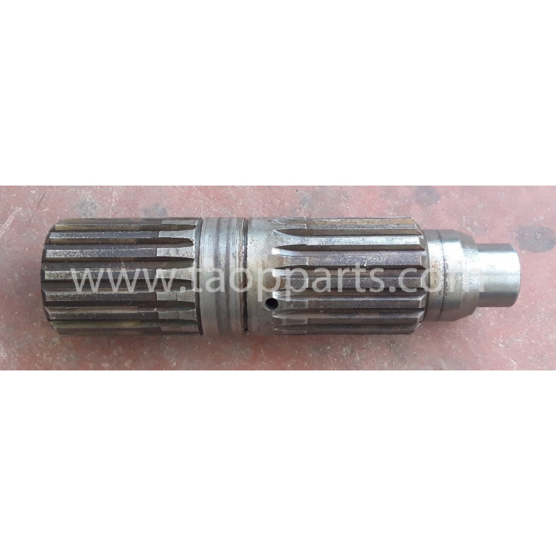 Eje de motor 425-12-11141 para Pala cargadora de neumáticos Komatsu WA500-3 · (SKU: 56181)