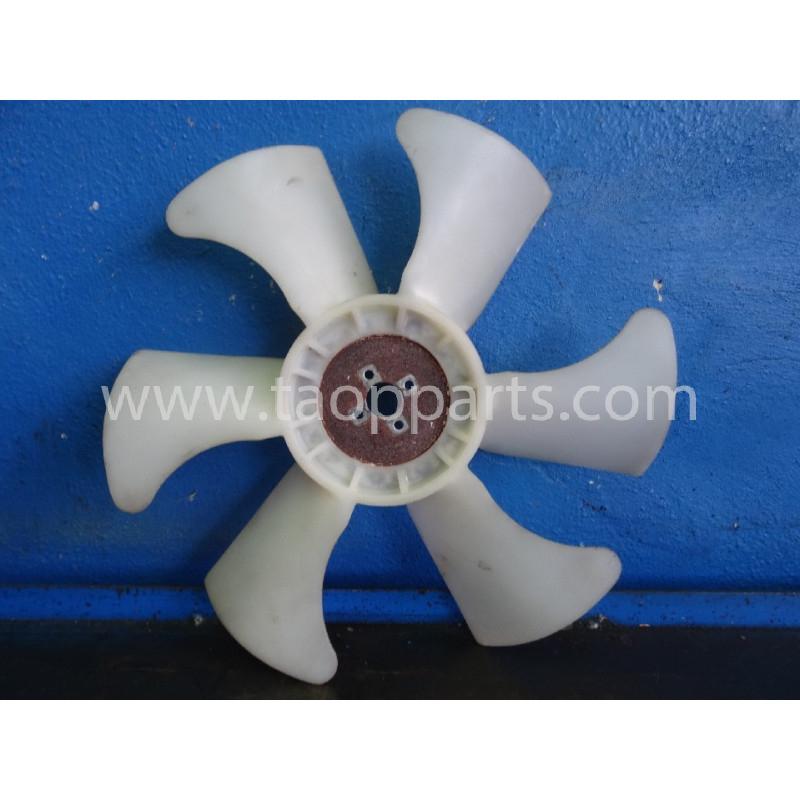 Ventilador usado Komatsu YM129612-44700 para SK714-5 · (SKU: 3903)