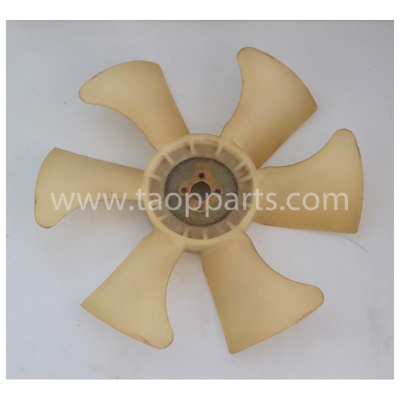 Ventilador usado Komatsu YM129612-44700 para SK815-5 · (SKU: 57923)