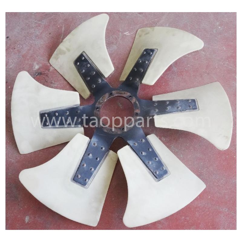Ventilador Komatsu 600-645-7850 para D65PX-15E0 · (SKU: 5122)