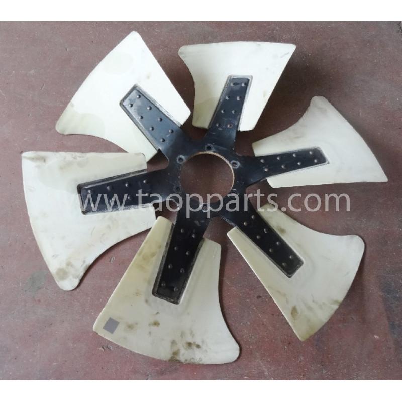 Ventilador 600-645-7850 para Pala cargadora de neumáticos Komatsu WA470-6 · (SKU: 51181)