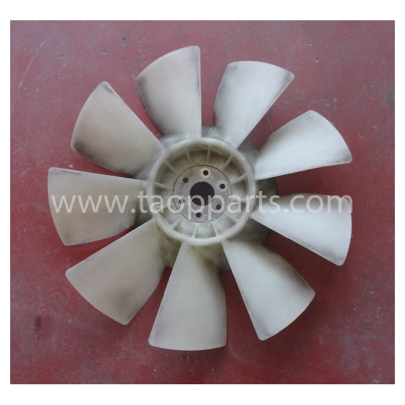 Ventilador Komatsu 600-625-7620 para PC210LC-8 · (SKU: 51080)