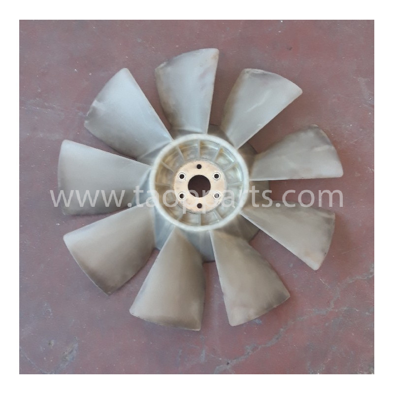 Ventilador Komatsu 600-625-7620 para PC210LC-8 · (SKU: 54846)