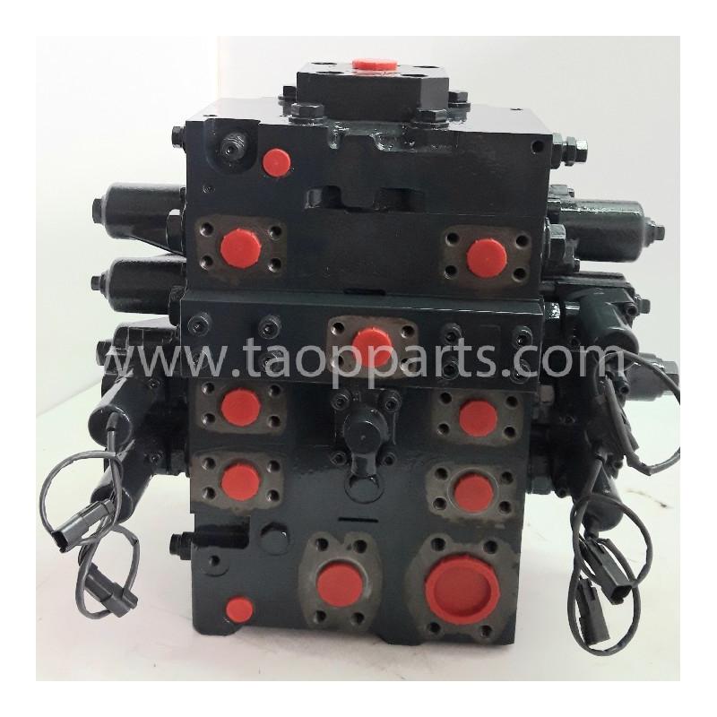 Distributeur 723-43-11100 pour Chargeuse sur pneus Komatsu WA600-6 · (SKU: 55706)