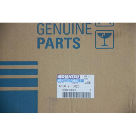 Turbocompresor Komatsu 6506-21-5020 para · (SKU: 271)