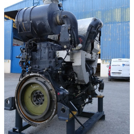 Komatsu Engine 6261-A0-HH10 for WA500-6 · (SKU: 1028)