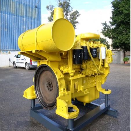 Komatsu Engine SAA6D108E-2 for PC340-6 · (SKU: 805)