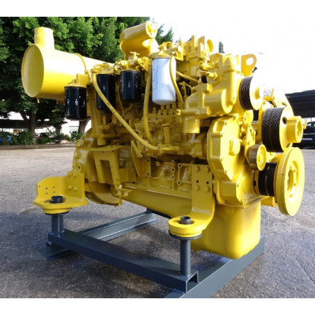 Komatsu Engine SAA6D108E-2 for PC340-6 · (SKU: 805)