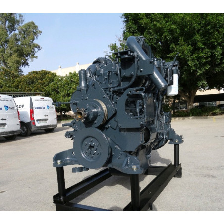 Komatsu Engine SAA6D125E-2 for PC450-6 ACTIVE PLUS · (SKU: 714)