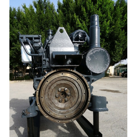 MOTOR Komatsu SAA6D125E-2 para PC450-6 ACTIVE PLUS · (SKU: 714)