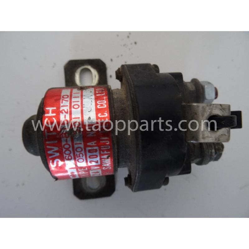 Interruptor Komatsu 600-815-2170 para WA500-3 · (SKU: 50858)