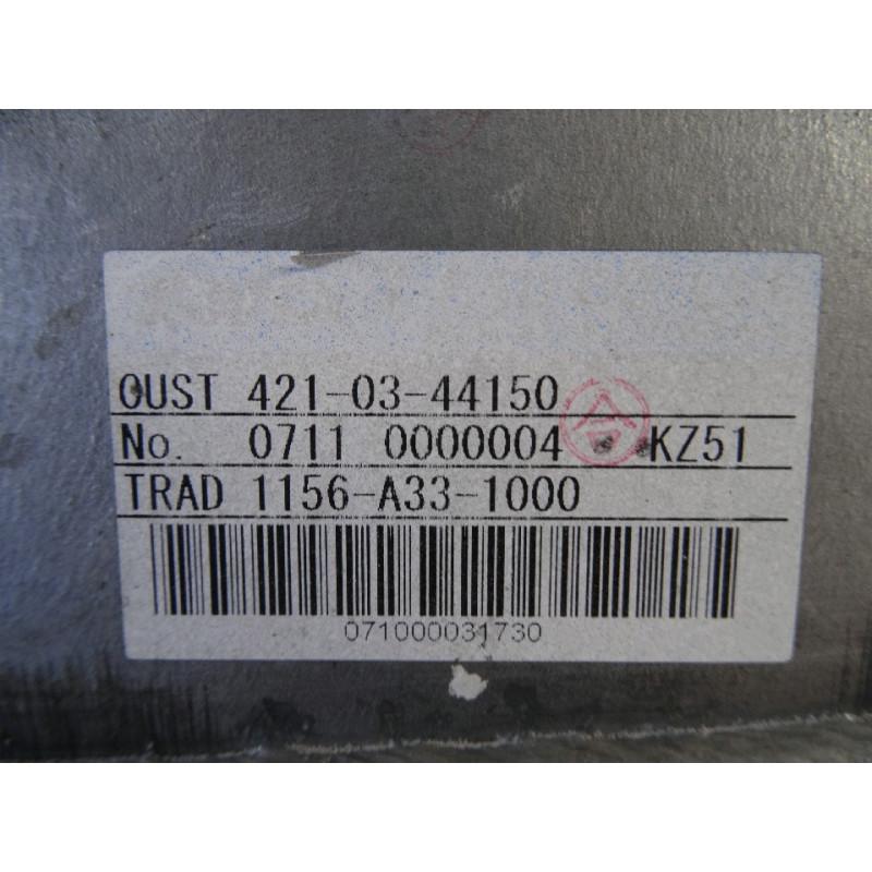 Aftercooler Komatsu 421-03-44150 del WA470-6 · (SKU: 1167)