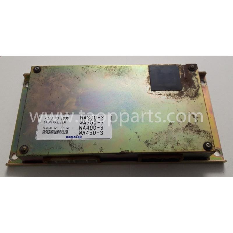 Controlador usado 7823-43-1000 para Pala cargadora de neumáticos Komatsu · (SKU: 57784)