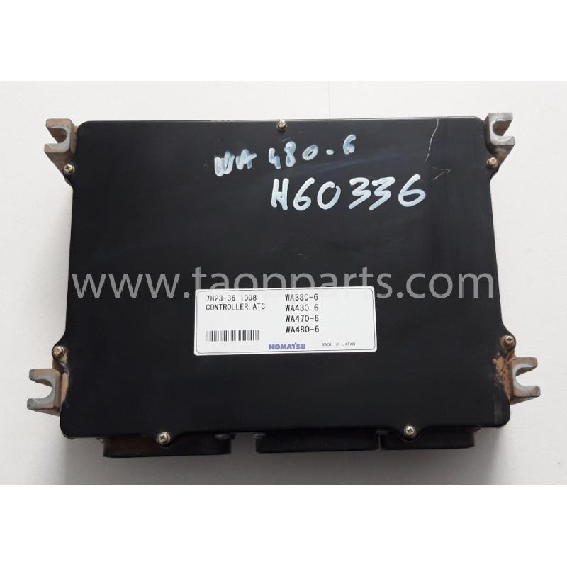 Controlador Komatsu 7823-36-1008 para WA480-6 · (SKU: 57783)