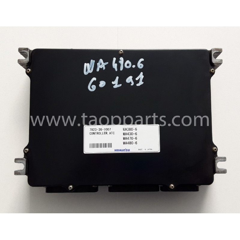 Controlador Komatsu 7823-36-1007 para WA480-6 · (SKU: 57782)