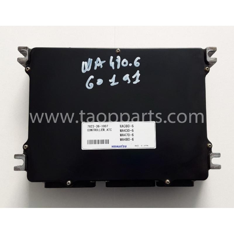 Bloc de commande [usagé|usagée] 7823-36-1007 pour Chargeuse sur pneus Komatsu · (SKU: 57782)