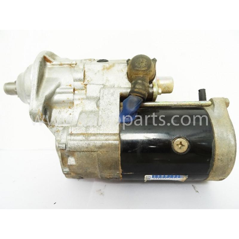 Motor de arranque usado Komatsu 6738-82-6810 para WA320-5 · (SKU: 4124)