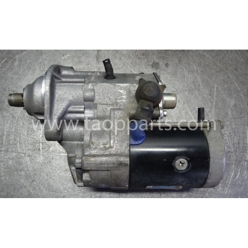 Demarreur moteur 6738-82-6810 pour Pelle sur chenille Komatsu PC210LC-8 · (SKU: 53372)