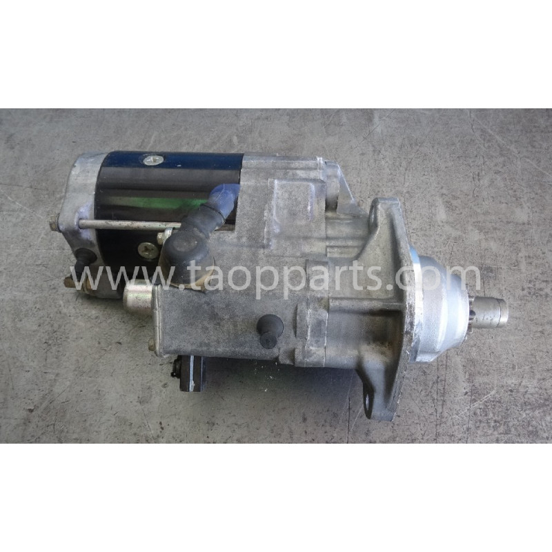 Motor de arranque usado 6738-82-6810 para Pala cargadora de neumáticos Komatsu · (SKU: 53843)