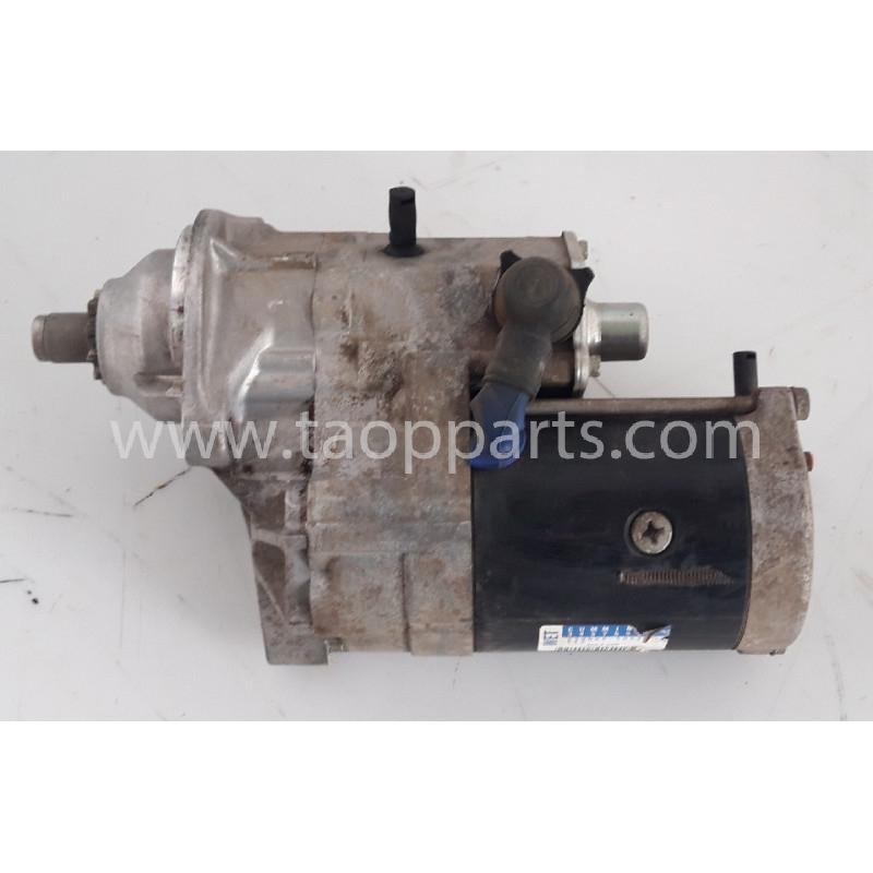 Demarreur moteur Komatsu 6738-82-6810 pour Pelle sur chenille PC210LC-8 · (SKU: 57594)