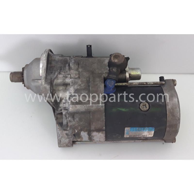 Motor de arranque usado 6738-82-6810 para Pala cargadora de neumáticos Komatsu · (SKU: 57596)